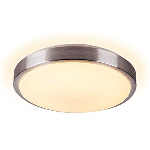 LED Deckenlampe Deckenleuchte Badlampe Wandlampe Lampe Leuchte Warmweiss 12W/18W I...