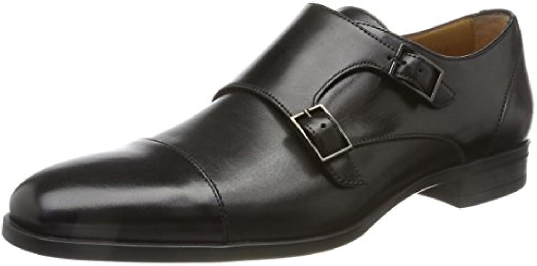 Boss Business Kensington_Monk_buwt, Zapatos de Cordones Oxford para Hombre