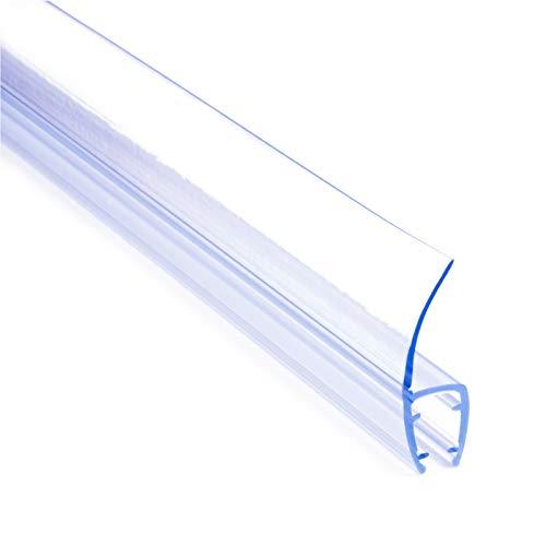 2m Joint de douche UK04 pour 4 et 5mm epaisseur d'ecrans