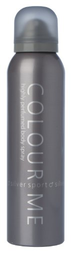 milton-lloyd couleur Me Spray Corporel, argent Sport 150 ml