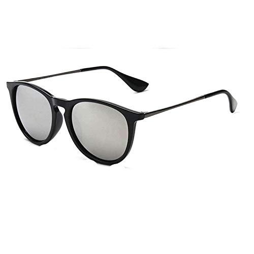 OULN1Y Sport Sonnenbrillen,Vintage Sonnenbrillen,Sunglasses Women Men Retro Classical Sun Glasses Oval Ladies Girls Femme Uv400