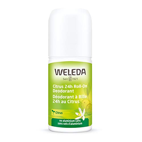 WELEDA Desodorante Roll-On de Citrus 1x 50 ml