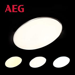 AEG Almeda Deckenaufbau-Paneel 75cm Metall 58 W, eisen 750