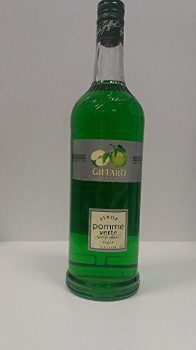 Apple (Grüner Apfel) 1,0l Flasche (Giffard Sirup)