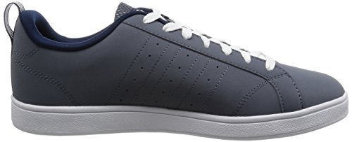 adidas Advantage VS, Chaussures de Sport Homme Azul (Onix / Ftwbla / Maruni)