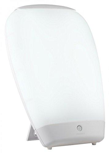 Daylight Lichttherapie Gerät Lichtdusche 10.000 LUX Melissa 16780006 Tageslichtlampe