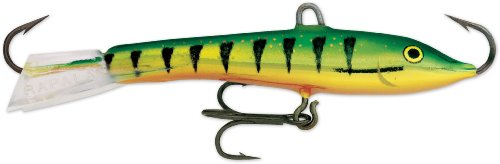 Rapala Angelköder Jigging Rap 05, Barsch, 2-Inch (Rapala Fishing Jigging Ice)