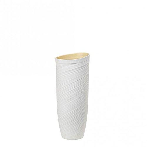 Rosenthal Studio + Selection Papyrus Vase 27 cm French-Vanilla Papyrus Vase