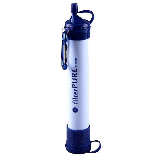 GoldFox® Premium Outdoor Persönlicher Wasserfilter Outdoor Camping Trekking Wasserfilter Wasseraufbereitung - 3