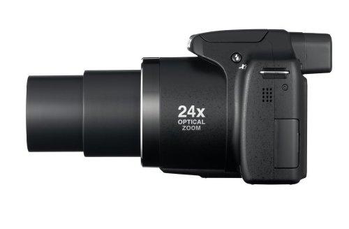 Cheapest Price for Pentax X70 Bridge Digital Camera – Black (12MP, 24x Optical Zoom) 2.7 inch LCD on Line