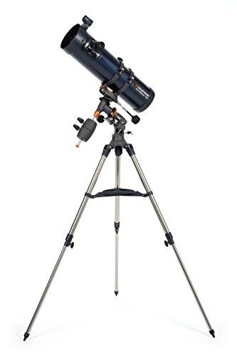 Celestron AstroMaster 130 EQ 130/650 Newton-Spiegelteleskop