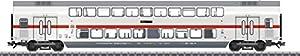 Märklin 43482IC de Doble Stock Carro 2. KL. Db AG Persona Carro, Diverse