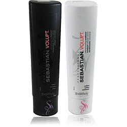 Sebastian Volupt Shampoo 250ml & Conditioner 250ml
