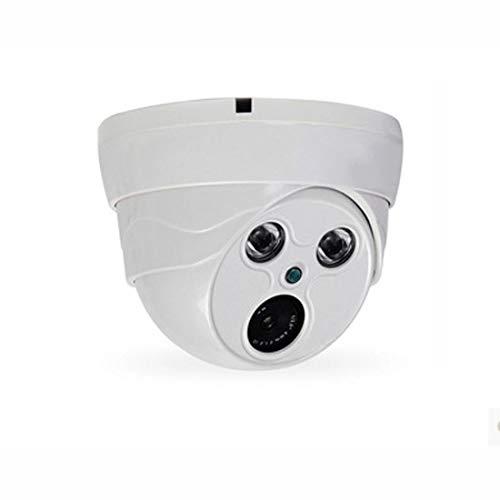 ERSD 1080P Network HD Dome 2 Millionen Digital High Camera-kompatible NVR-Überwachungskameras Versteckte Kameras Baby Monitor Surveillance Kits Audio Surveillance Kit
