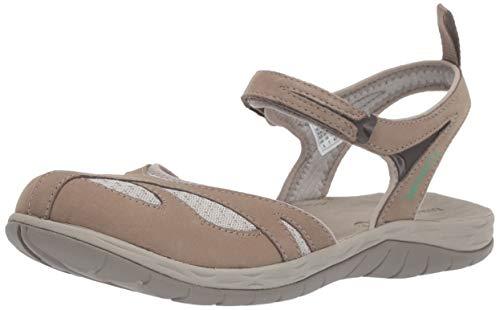 Merrell Siren Wrap Q2 Sandali da Arrampicata Donna, Marrone (Brindle Brindle), 40 EU