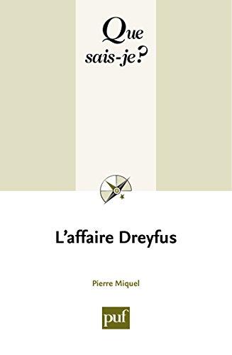 l-39-affaire-dreyfus-que-sais-je-n-867