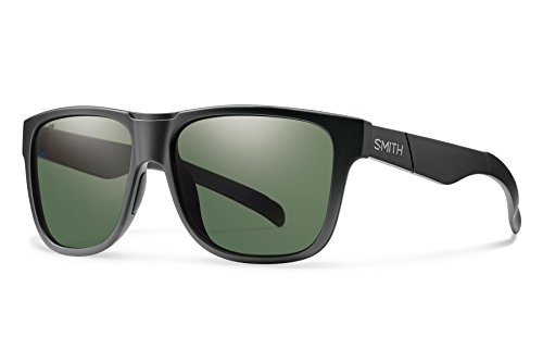 Smith Optics Lowdown XL Sonnenbrille, polarisiert grau Objektiv Einheitsgröße matte black