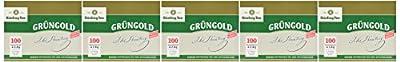 Bünting Tee Grüngold Echter Ostfriesentee 100 x 2.8 g Beutel, 5er Pack (5 x 280 g) von Bünting auf Gewürze Shop