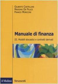 Manuale di finanza: 3