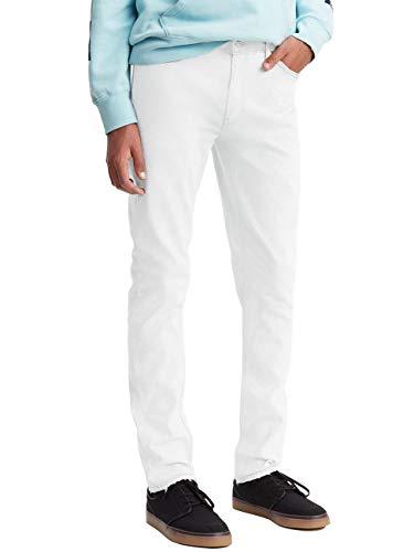 Levis Red Tab Jeans 511 weiß, Größe:W34 L32 (Weiße Levis Hosen)