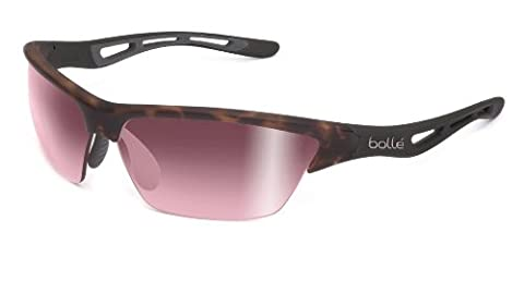 Bolle Tempest Photo Rose Gun oleo Sunglasses - Satin Crystal Tort