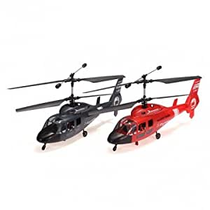 Esky LAMA V6 CO-DOLPHIN 2.4G 4CH RC Helicopter RTF --- Color:Red