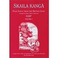 Folk Songs from the British Isles. For Flute (violino/oboe) and Harp. Vol. 2/Canzoni di alle isole britanniche per flauto (violino/oboe) e arpa popolare. Parte 2(Partitur e