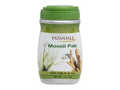 VADMANS Patanjali Moosli Pak Physical Strength, Increase in Body Weight and Performance, 200g