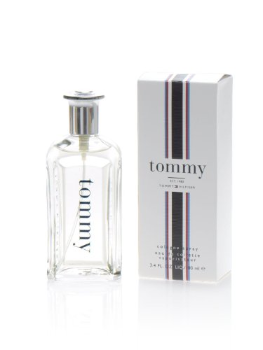 Tommy Hilfiger Eau De Toilette Spray for Men, 3.4 fluid ounce by Tommy Hilfiger (Hilfiger Von Cologne Tommy Men)