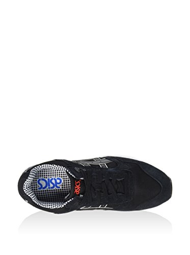 Asics Gel Saga, Chaussures Mixte Adulte Noir