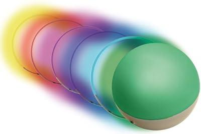 Hydas 4594 Farbtherapie, Leuchtkugel Farbwechsel wasserfest von Hydas GmbH & Co. KG auf Lampenhans.de