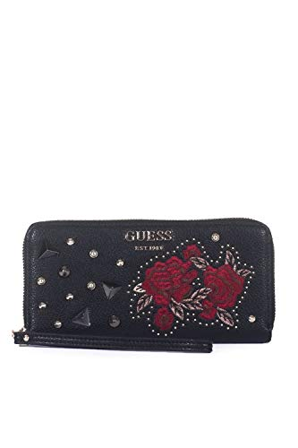 GUESS SWEF6995460 WALLET Women BLACK GENERICA