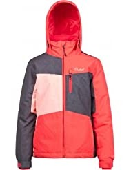 Protest 6911162-221-116 Girls Sherry Junior Pink Cerise Snow Jacket - 6 years (116 cm)