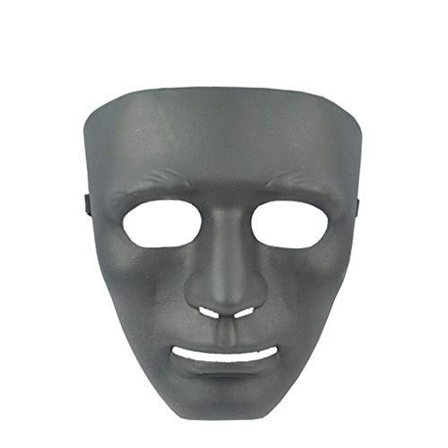 Huacat Halloween Maske Maske Leuchten Für Halloween Kostüm Cosplay Party Prom Party Maske (Clown Kostüm Mieten)