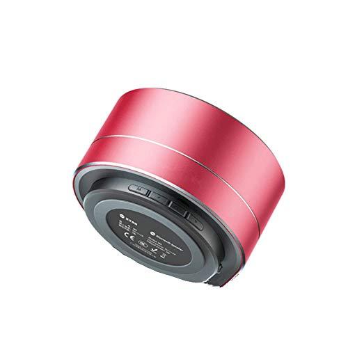 QWER2P Bluetooth-Lautsprecher, HD-Sound 12-Stunden-Wiedergabezeit , Tragbare Bluetooth-Lautsprecher