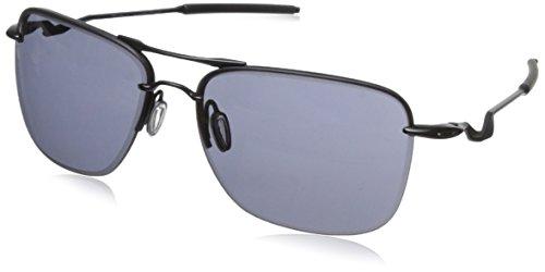 Oakley Herren Tailhook 408701 60 Sonnenbrille, Schwarz (Grey)