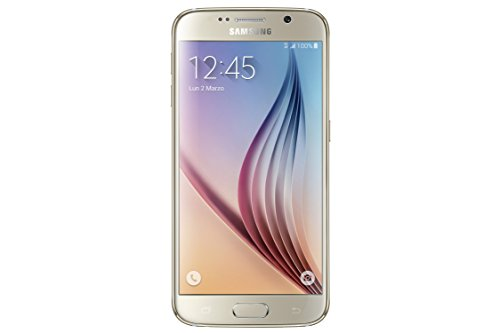 Samsung Galaxy S6 (Gold Platinum, 64GB)