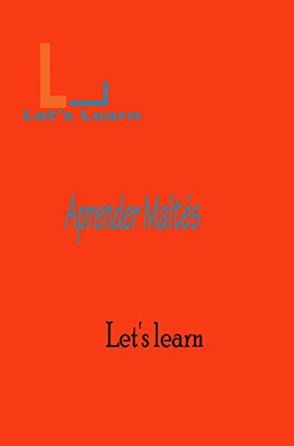 let's learn - Aprender Maltés por let's  learn
