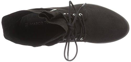 Marco Tozzi 25100, Bottes Rangers Femme Noir (Black 001)