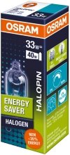 Osram Halogenlampen 20 Watt, 230 Volt, G9 20X1 66720 ECO von Osram auf Lampenhans.de