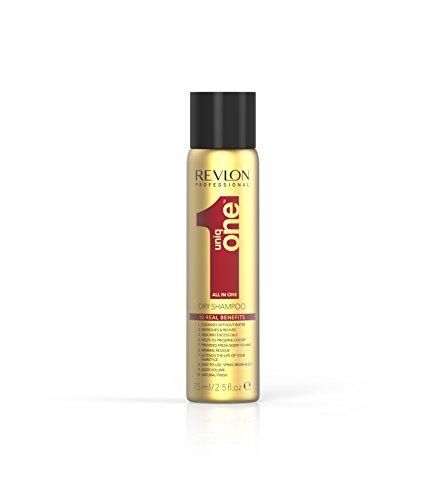 REVLON PROFESSIONAL Uniqone Dry Shampoo,1er Pack (1 x 75 ml)