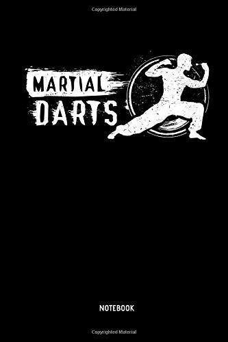 Accessoriesamp; DartsNotebookMens Idea Martial Day For Lover Journaldot Father's PlayerArts Gift GridGreat lKJFTc31