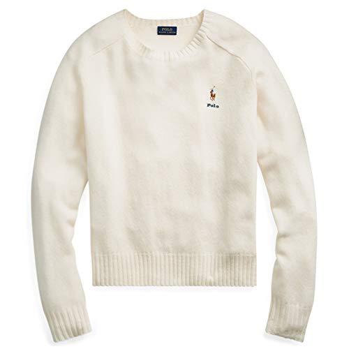 Polo Ralph Lauren Pullover Girocollo in Lana (Ralph Pullover Polo Lauren)