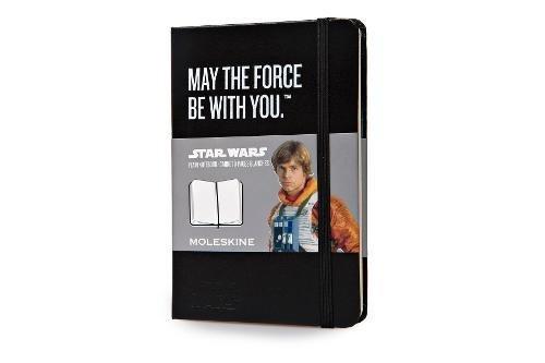 Moleskine Star Wars Plain Notebook: New Notebook Edition (Moleskine Limited Edition)