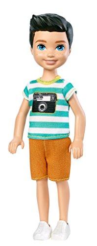 Mattel Barbie Club Chelsea Boy Mini Doll - Boy Dark Hair (Dyt90)