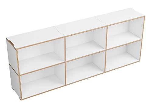 Price comparison product image Low Benji Bookcase unit