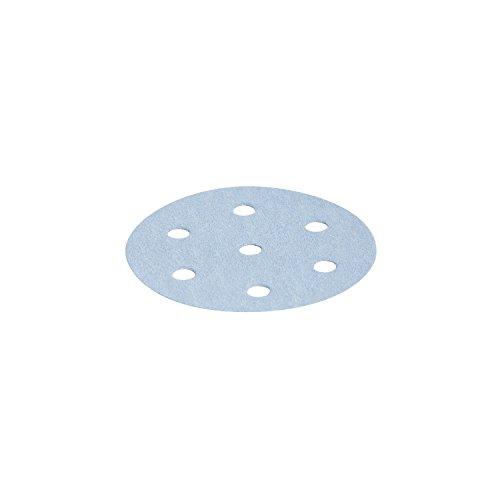 FESTOOL StickFix Schleifscheiben Granat 90 mm, Korn 80 Inhalt 50 Stück, 497365