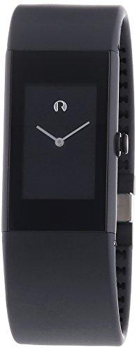 Rosendahl - 43167 - Montre Homme - Quartz - Analogique - Bracelet Caoutchouc Noir