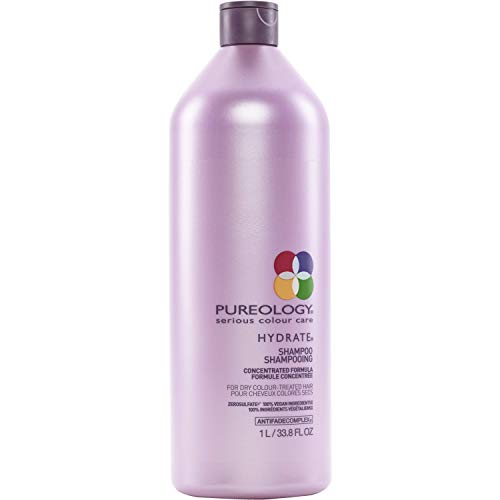 Pureology Hydrate Shampoo 1L or 33.8oz