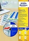 Avery Zweckform© ADP5000 DesignPro 5.0 Design & Print Software Vollversion
